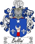 Bellini Family Crest, Coat of Arms