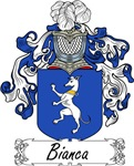 Bianca Family Crest, Coat of Arms