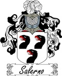 Salerno Family Crest, Coat of Arms