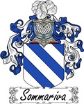 Sommariva Family Crest, Coat of Arms