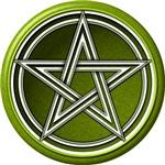 Green Pentacle