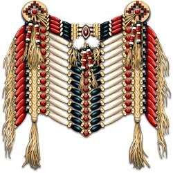 Native American Breastplate 10