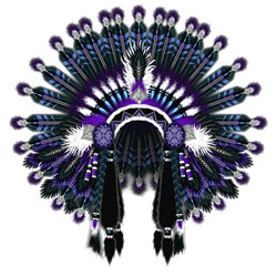 Native War Bonnet 04
