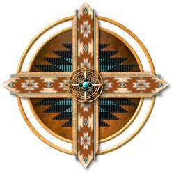 Native American Mandala 04