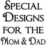 Military Mom and Dad Designs