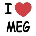 I heart meg