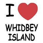 I heart whidbey island