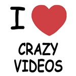 I heart crazy videos