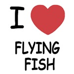 I heart flying fish