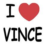 I heart Vince