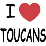 I heart toucans