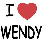 I heart wendy