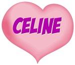 celine heart