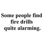 fire drill joke
