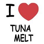I heart tuna melt