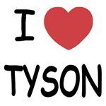 I heart tyson
