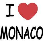 I heart monaco