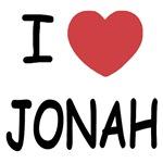 I heart jonah