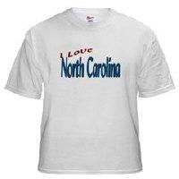 I Love North Carolina