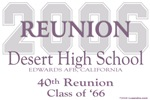 DHS - Class of '66