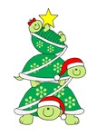 turtle stack holiday tree apparel & more