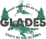 What happens in the glades...