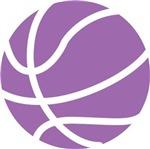 Basketball Purple