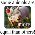 Some animals are more equal