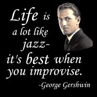 Gershwin on Life