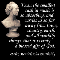 Mendelssohn on God's gift