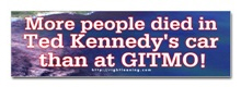 Ted Kennedy vs Gitmo