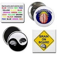 Buttons, Magnets, Coasters and More