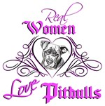 Real Women Love Pitbulls