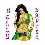 belly dancing dancer