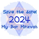 MY BAR MITZVAH!