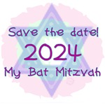 MY BAT MITZVAH!