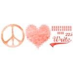 Peace Heart 225