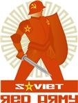 SOVIET RED ARMY WARRIOR