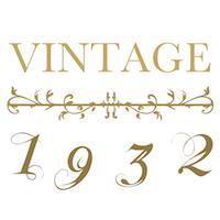 1932 Vintage Gold