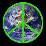 Earth Peace Symbol