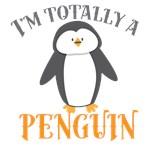 I'm totally a PENGUIN