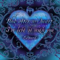 Edward's Heart from Twilight