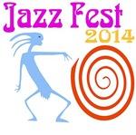 Jazz Fest 2014 Spiral