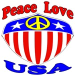 Peace, Love, USA