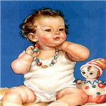 Baby and Beads