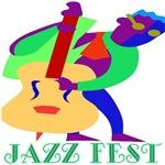 Jazz Fest Blues Man