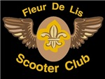 Fleu De Lis Scooter Club
