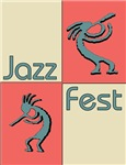 Jazz Fest Pellies