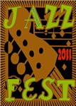 Jazz Fest 2011 Posters and Shirts