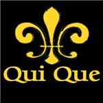 Qui Que Cajun French Who Dat